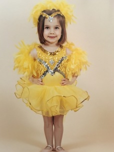 me as a dancer kid