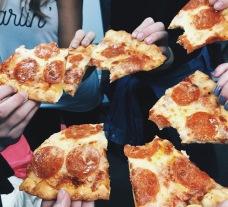 pizza i ate in 2016